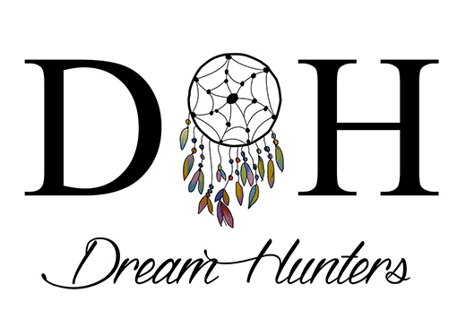 Identidad corporativa Dream Hunters