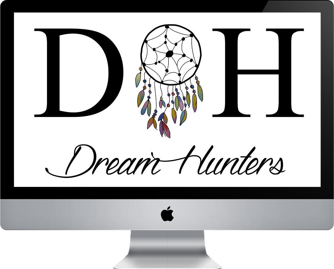 Logotipo Dreamhunters
